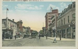 Huguenot Street Post Card