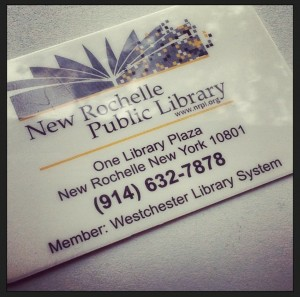 All you need is your Library Card!